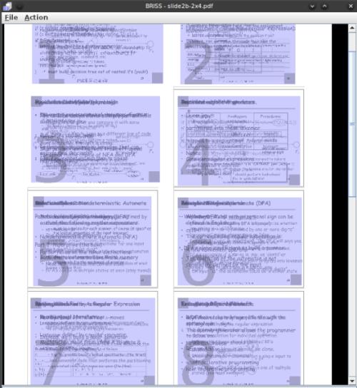 تبدیل فایل اسلاید برای قرار دادن هر اسلاید در یک صفحه